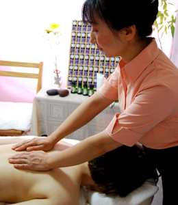 鎌倉リフレクソロジーサロン さくらちゃ 体質改善深層筋セラピー